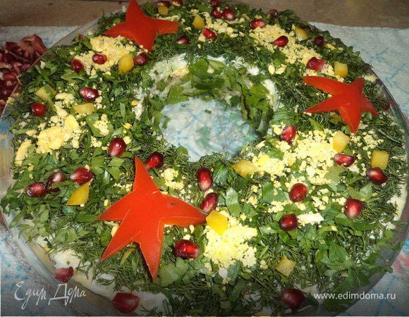 Салат оливье пошаговый рецепт 105