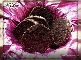 Шоколадное печенье с черным перцем