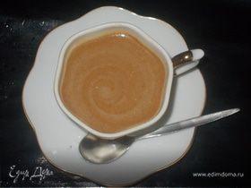 Кофе с белым шоколадом и лимоном /авторский/