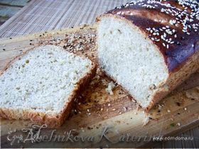 Домашний горчичный хлеб