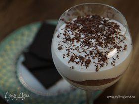 Сливочно-шоколадный деликатес