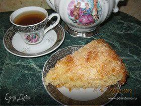 Кунь-аман: бретонский масляный пирог