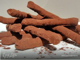 Шоколадные палочки с имбирем и сычуаньским перцем для Вениамина