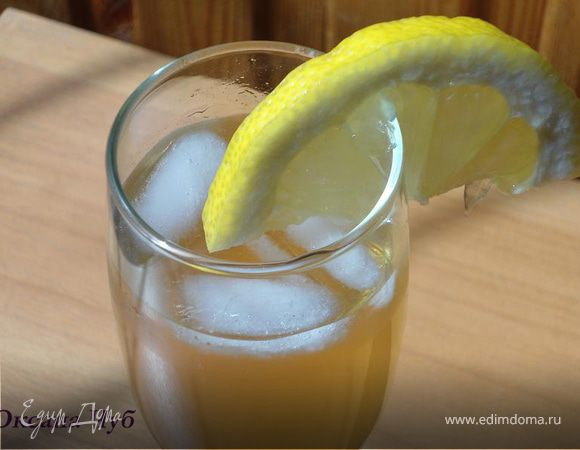 """Лимонад """"дачный"""" с мелиссой"""