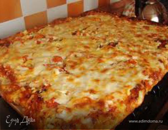 Детская пицца