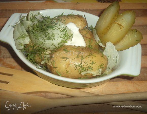 Простецкая картошечка