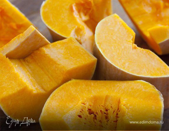 Пюре из тыквы с абрикосами