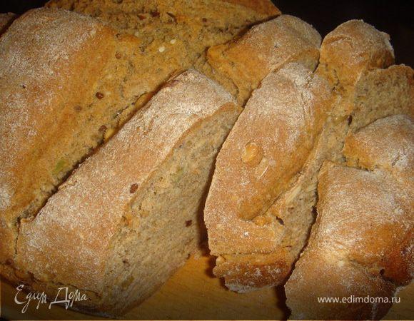 Хлеб не дрожжевой