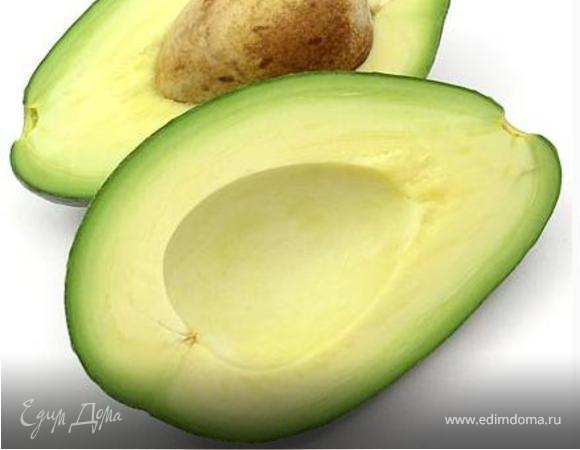Пюре из авокадо и банана с йогуртом