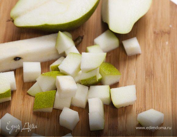 Пюре из фруктов с тофу