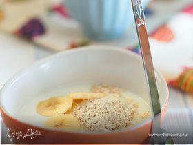 Завтрак с хлопьями для детей