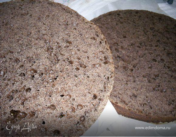 Шоколадный бисквит (всегда удачный и простой в приготовлении)