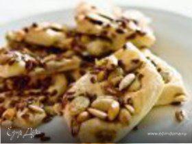 Печенье «Малютка» из семечек