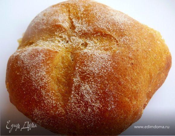 Многозерновые тыквенные булочки