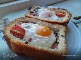 Завтрак для настоящих мужчин