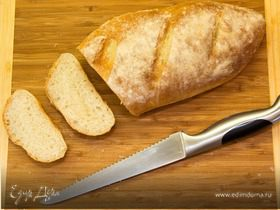 Белый хлеб от Ришара Бартинье