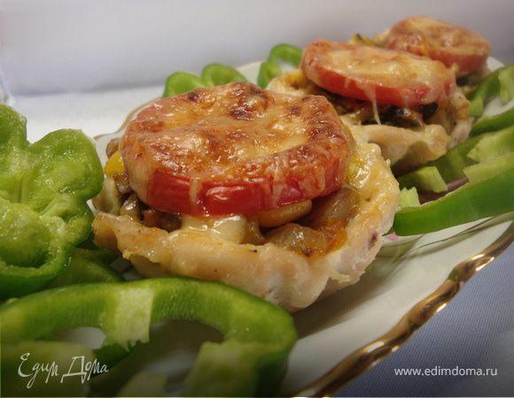 Тарталетки из куриного филе для Екатерины Мельниковой