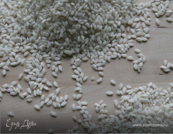 Жареный молотый рис