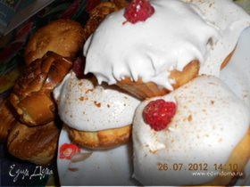 Творожные кексы