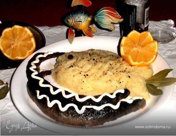 МИНОГА-Рижский деликатес