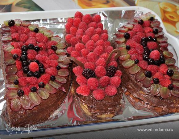"""торт """"Бабочка"""""""