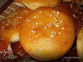 Батбуты - миниатюрные марокканские лепешки