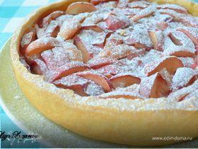 Льежский яблочный пирог