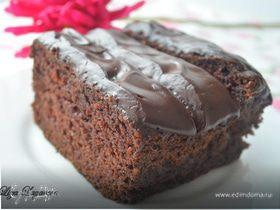 Самый лучший в мире шоколадный кекс