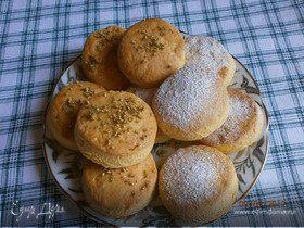 Ломбардийское кукурузное печенье