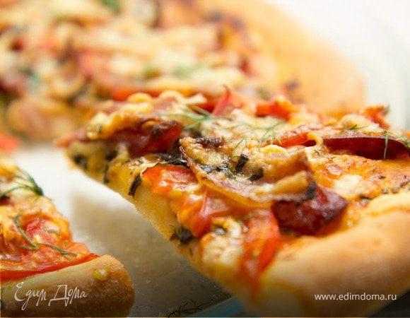 Пицца от Ришара Бартинье