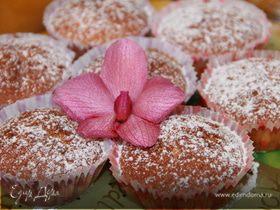 Ароматные кексы с цукатами