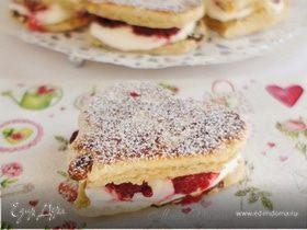 """Замечательные валлийские кейки (Wonderful welsh cakes) от Джейми Оливера. """"HomeQueen Corporation"""""""