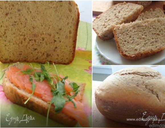 "Домашний хлеб ""Омега-3"""