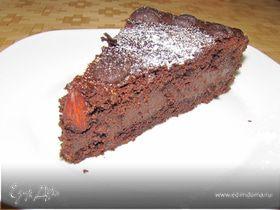 Баскское шоколадное гато