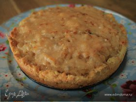 Французский классический луковый пирог