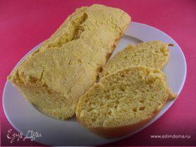 Быстрый кукурузный хлеб