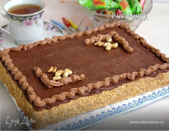 Торт прямоугольный рецепты