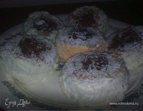 Абрикосовое пирожное (Jeux d'enfants)
