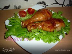 Куриные ножки с соусом терияки