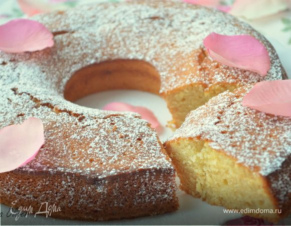 Кольцевой медовый пирог
