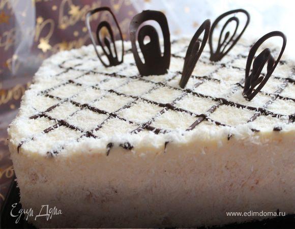 торт Ананасовый