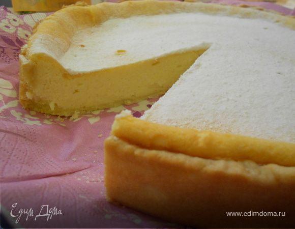 чизкейк из рикотты рецепт с фото