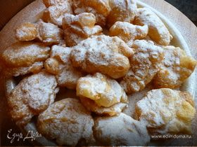 Французские пончики (Pets-de-nonn)