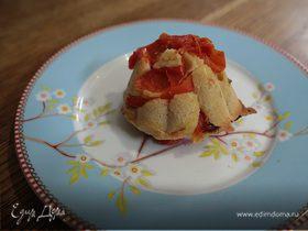 Мини-хлебушек с овощами
