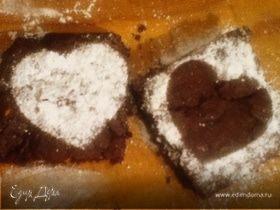 Превосходный брауниз Джейми Оливера (Bloomin' brilliant brownies)