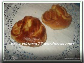 Сдобное тесто на сливках и МК по формированию булочек и плюшек-2