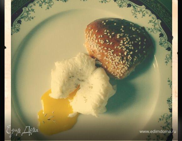 готовим яйцо пашот без проблем - ценный совет от Джейми Оливера