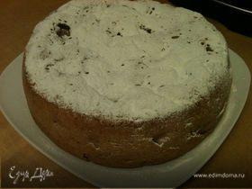 Пирог на минералке