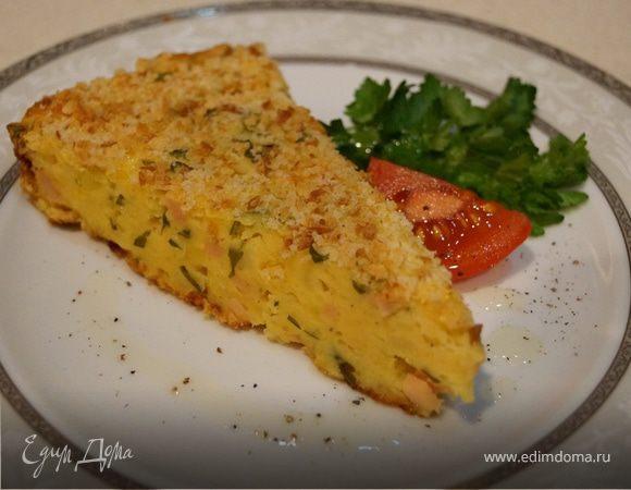 Картофельный пирог (Tortino di patate)