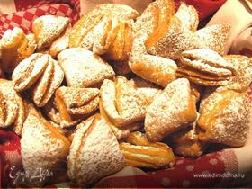 Бабулино творожное печенье